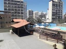 Apartamento à venda com 1 dormitórios em Santa rosa, Niterói cod:869775