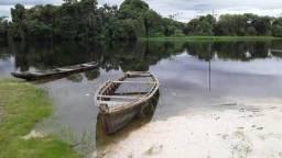 Vendo Terreno na beira do Rio Sao Miguel