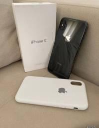 Iphone X 64GB Sem Detalhe