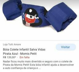 COLETE SALVA VIDAS Infantil