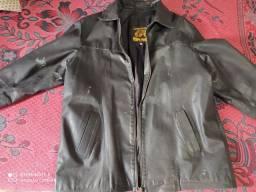 Jaqueta de couro G usada