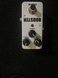 Pedal booster nux