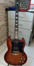 Guitarra EpiPhone Sg G400 Custom Shop limited edition
