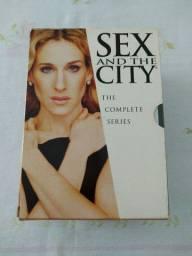 Sex And The City - Box Original com Todas As 6 Temporadas Completas