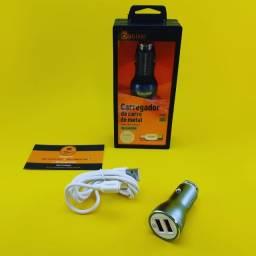 Carregador de Celular ( Veícular ) Basike 3.6A