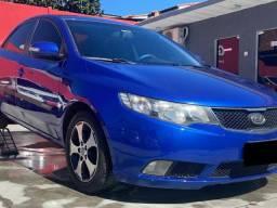 Cerato 1.6 16V automático 2010 (91.000 Km - R$28.900)