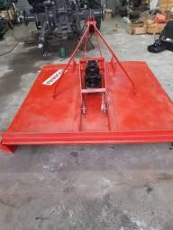Roçadeira 1,50mts, transmissão direta