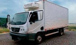 Caminhão Mb 1016 Ano 2015