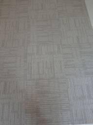 Carpete em placa 50x50 novos na caixa