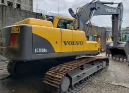 Escavadeira Volvo<br>