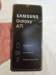 Samsung Galaxy A71 novo na caixa