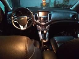 Cruze 2013/14 completo, automático e GNV.