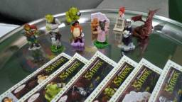Miniaturas Kinder Ovo - Sherek Dream Works