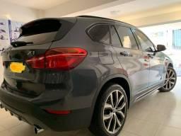 BMW X1 2.0 turbo 25i ACTIVEFLEX X DRIVE SPORT AUTOM