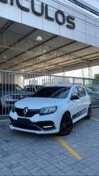 Renault Sandero RS No Boleto