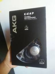 Fone AKG 414
