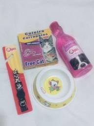 Vende-se kit acessorio gato I