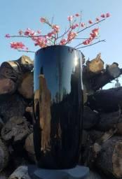 Vaso Fibra De Vidro Moderno Estilo Cerâmica Vietnamita 67cm  Pronta entrega