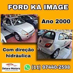 Ford Ka Image c/ direção hidráulica - Modalidade Repasse