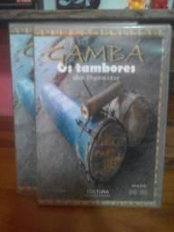DVD Gambá os tambores da floresta