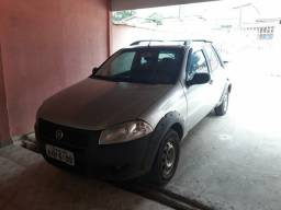 Fiat Strada 1.4 2013,Cabine Dupla, Working !!