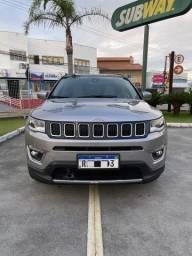 Jeep Compass Limited + Teto