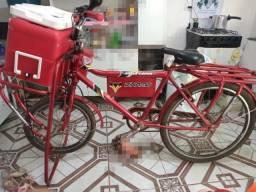 Bicicleta cargueira Dinamo nova- documentada
