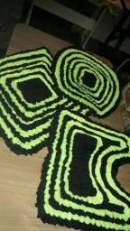 Lindos conjuntos de tapetes