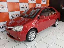 Etios Sedan XLS 1.5 confira