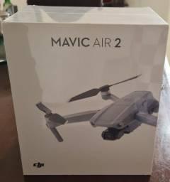 DJI Mavic Air 2 - Lacrado - 4K + Brinde