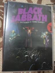 Título do anúncio:  Dvds Black sabbath e Ozzy