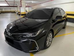 Título do anúncio: Toyota Corolla XEI 2020 - Blindado - Único Dono