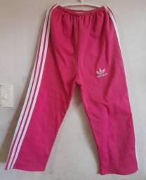 Calça de frio feminina rosa
