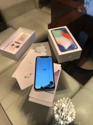 iPhone X 256 G - tela com mancha