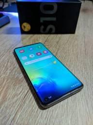 SAMSUNG Galaxy S10 128gb IGUAL NOVO, 10 meses de garantia