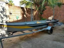 Motor Barco Carretinha
