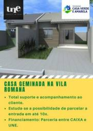 Casa geminada no Vila Romana
