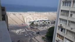 Apartamento à venda com 4 dormitórios em Copacabana, Rio de janeiro cod:CP4AP34007