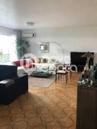 Apartamento à venda com 3 dormitórios em Copacabana, Rio de janeiro cod:CP3AP43287