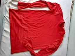 Camiseta com proteção uv +50