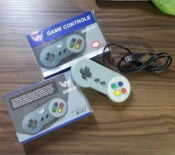 Joystick Nintendo USB ( Controle para PC )