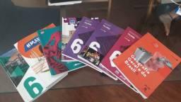 Vendo livros didáticos 6° Fundamental