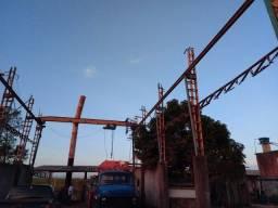 Ponte rolante completa 5 toneladas .