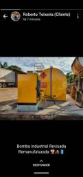 Tanques de armazenamento de combustível,  e bombas