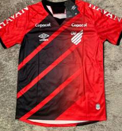 Camisa Athetico Paranaense 2020 home oficial umbro