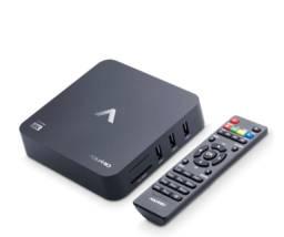 Tv Box / Box Tv NOVO!  Completo e na caixa.