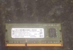 Memória RAM DDR3 notebook pc1333mhz