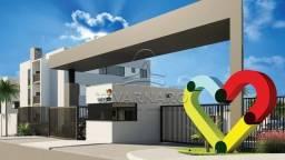 Apartamento à venda com 2 dormitórios em Colonia dona luiza, Ponta grossa cod:V5547