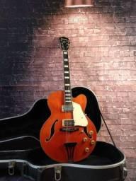 Guitarra Ibanez Artcore AF75D com Case