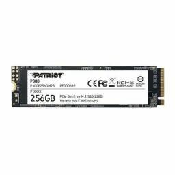 SSD GAMER 256GB M.2 NVMe Patriot P300 (P300P256GM28)<br><br>